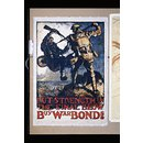 Put Strength in the Final Blow. Buy War Bonds (Poster)