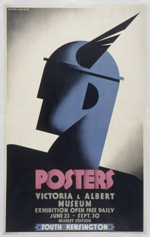 Posters At The Victoria And Albert Museum Cooper Austin