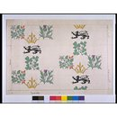 Design for textiles or wallpaper (Print)