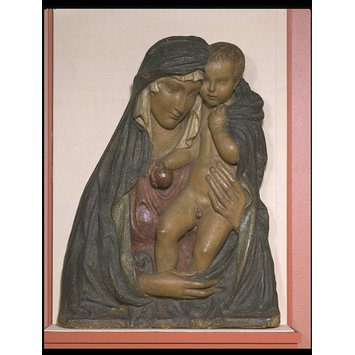 Relief - Virgin and Child