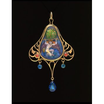 Pendant - Cupid the Earth Upholder