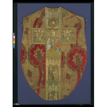 Chasuble with orphreys