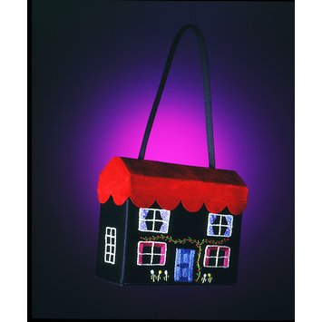 Handbag and dustbag - The House