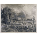 The Rainbow, Salisbury Cathedral (Print)