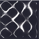 Chladni Figure 8 (Photogram)