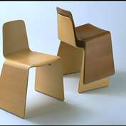 Nxt-01 stacking chair
