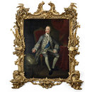 George III when Prince of Wales (Painting)