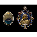 The Heneage Jewel; The Armada Jewel (Locket)
