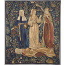The Three Fates; The Triumph of Death (Tapestry)