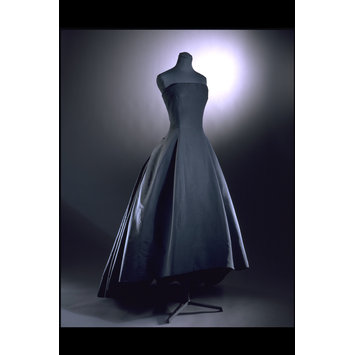 Evening dress - Soiree de Decembre; Y line