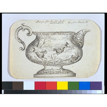 Design - Design for milk pot