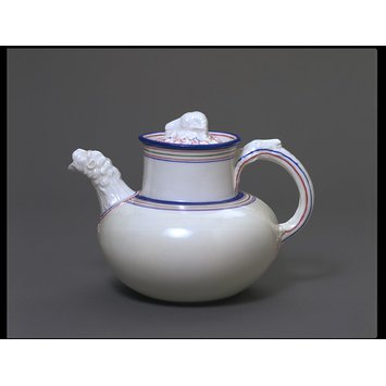 Teapot - 'Henry Cole Tea Service'; 'Oxford'; 'FS'
