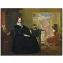 The Governess (Oil painting)