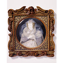 Unknown woman, formerly called Frances Howard, Countess of Somerset (Portrait miniature)