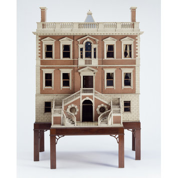 Doll's house - Tate Baby House