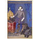 Richard Sackville, 3rd Earl of Dorset (Portrait miniature)