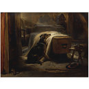 The Old Shepherd's Chief Mourner (Oil painting)