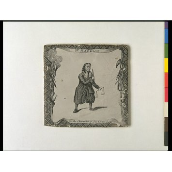 Tile - Mr Macklin in the character of Shylock