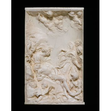 Relief - The Entombment