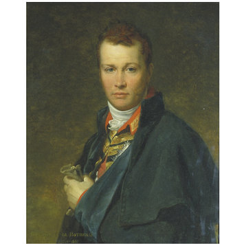 Oil painting - Portrait of Lord Stuart de Rothesay