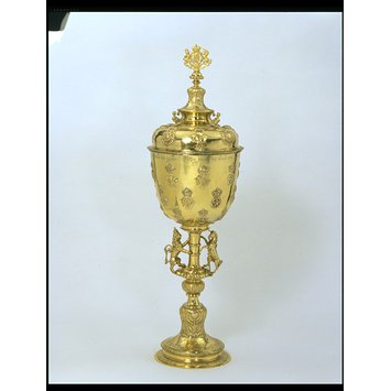 Seal cup - The Lord Keeper's seal cup