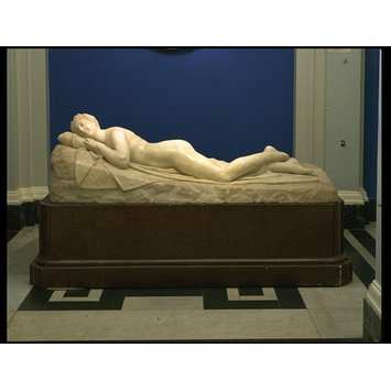 Figure - Sleeping Nymph