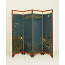 'Paysage Bretagne - St. Riom' (Folding screen)