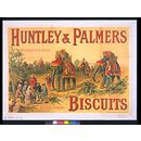 Huntley & Palmers Biscuits (Poster)