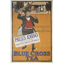 Blue Cross Tea (Poster)