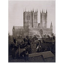 Lincoln Cathedral from the Castle (Photograph)
