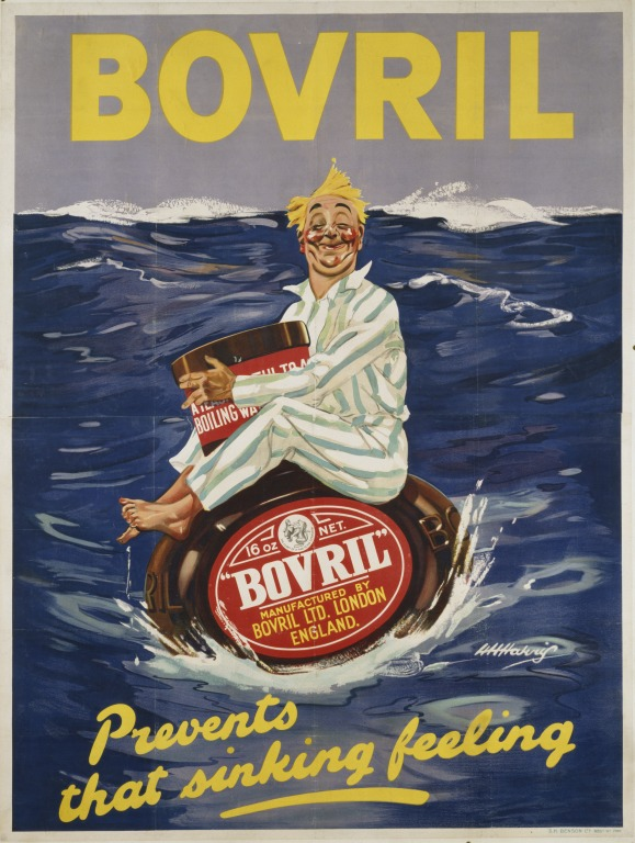 bovril prevents that sinking feeling