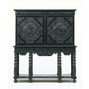 The Endymion Cabinet (Cabinet-on-stand)