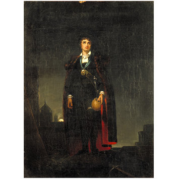 Painting - John Philip Kemble as Hamlet in Hamlet by William Shakespeare