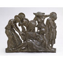 Lamentation over the Dead Christ (Relief)