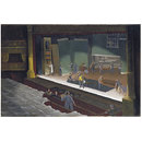 John Clements Conducting a Rehearsal of 'Pygmalion' by George Bernard Shaw (Painting)