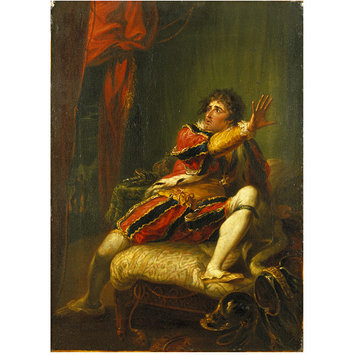 Painting - John Philip Kemble as Richard in Richard III by William Shakespeare