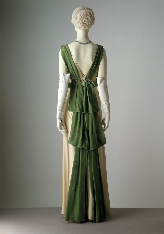 Evening Dress Paul Poiret V Amp A Search The Collections