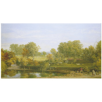 Oil painting - Blackheath Park