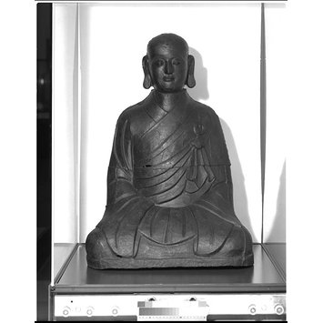 Figure of monk - Monk