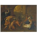 The Adoration of the Shepherds (Oil painting)