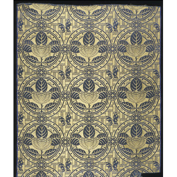 Furnishing fabric - Butterfly Brocade
