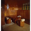 Frank Lloyd Wright Room; Kaufmann Office (Panelled room)