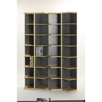 Folding bookcase - Ikea PS