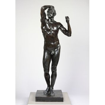 Statue - The Age of Bronze (L'Age d'Airain)