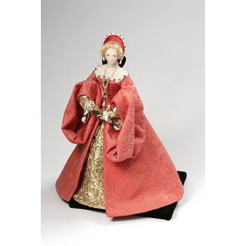 Doll - Elizabeth I as Princess