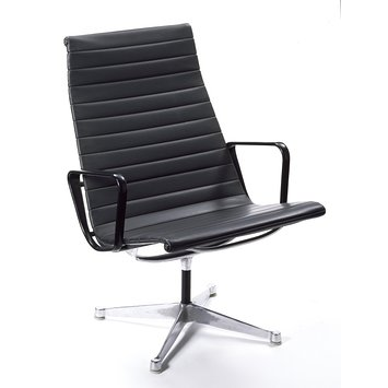 Armchair - Aluminium Group, model 682