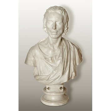 Bust - Dr Anthony Eddington