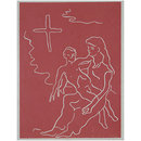 Stations of the Cross; Pieta (Print)