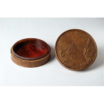 Snuff box