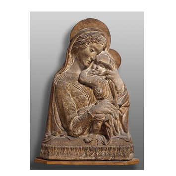 Relief - The Virgin and Child